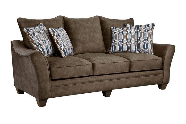 Bayside Chenille Sofa At Gardner White