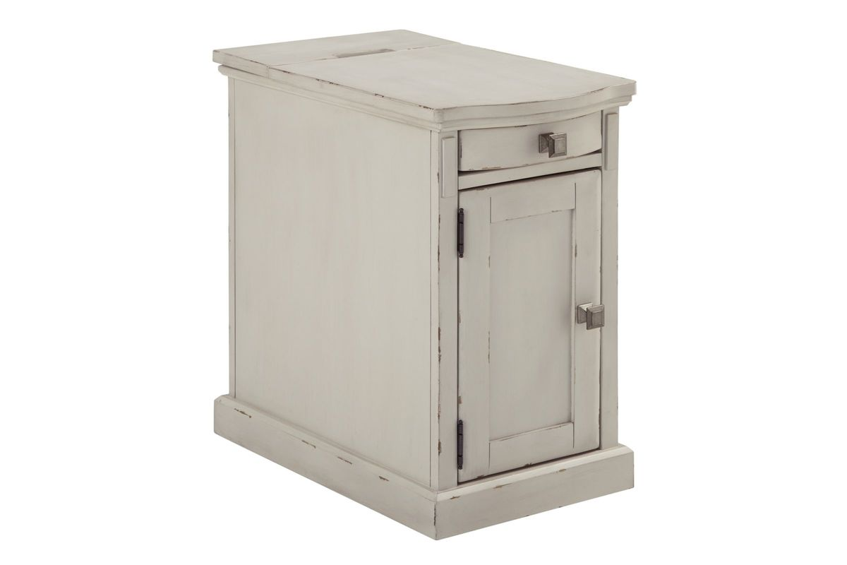 Laflorn Chair Side End Table by Ashley from Gardner-White Furniture