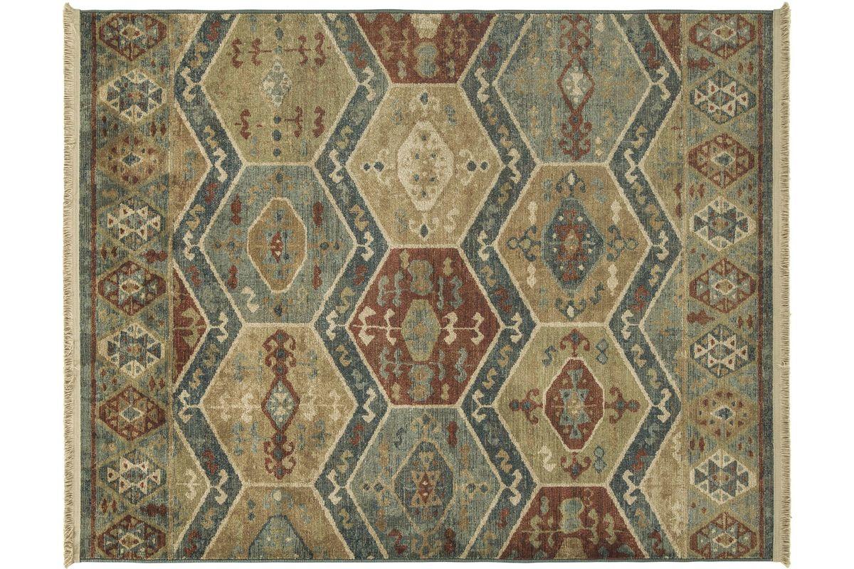 Brooklie Medium Rug by Ashley from Gardner-White Furniture