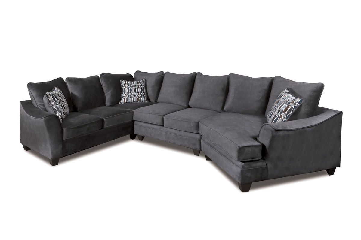 ebad7beff82c17 Garrot 3-Piece Sectional from Gardner-White Furniture
