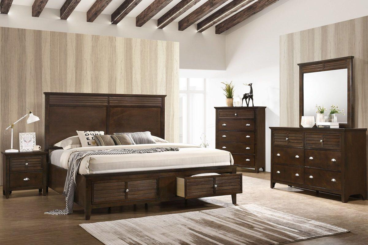 Jersey Twin Storage Bed from Gardner-White Furniture