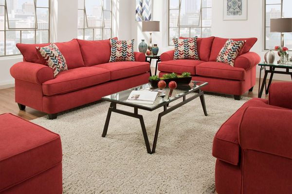 Living Room Furniture With Extras