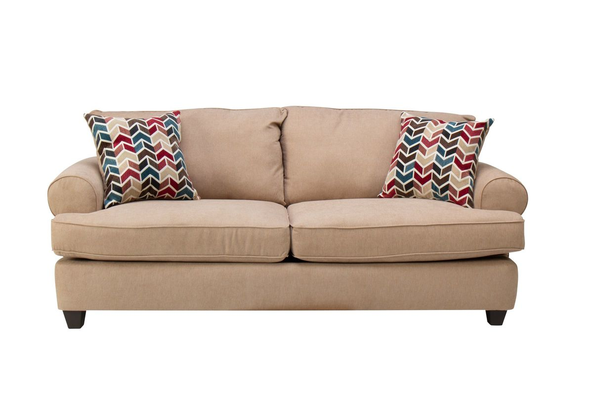 Timber Chenille Sofa From Gardner White Furniture