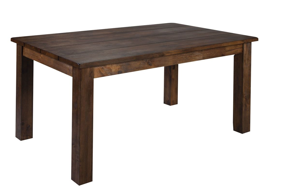 Glenview Oak Dining Table from Gardner-White Furniture