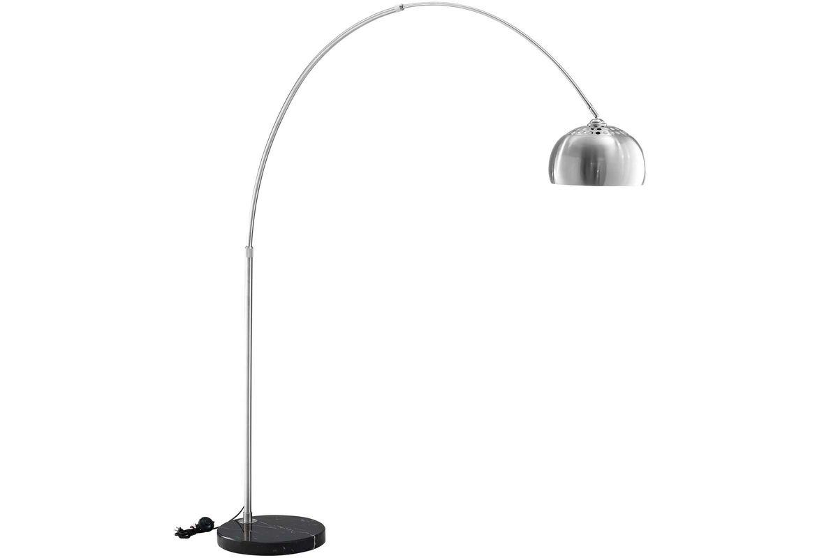 Sunflower Round Marble Base Floor Lamp from Gardner-White Furniture