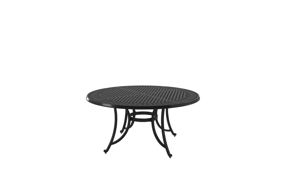 Burnella Large Round Dining Table by Ashley® from Gardner-White Furniture