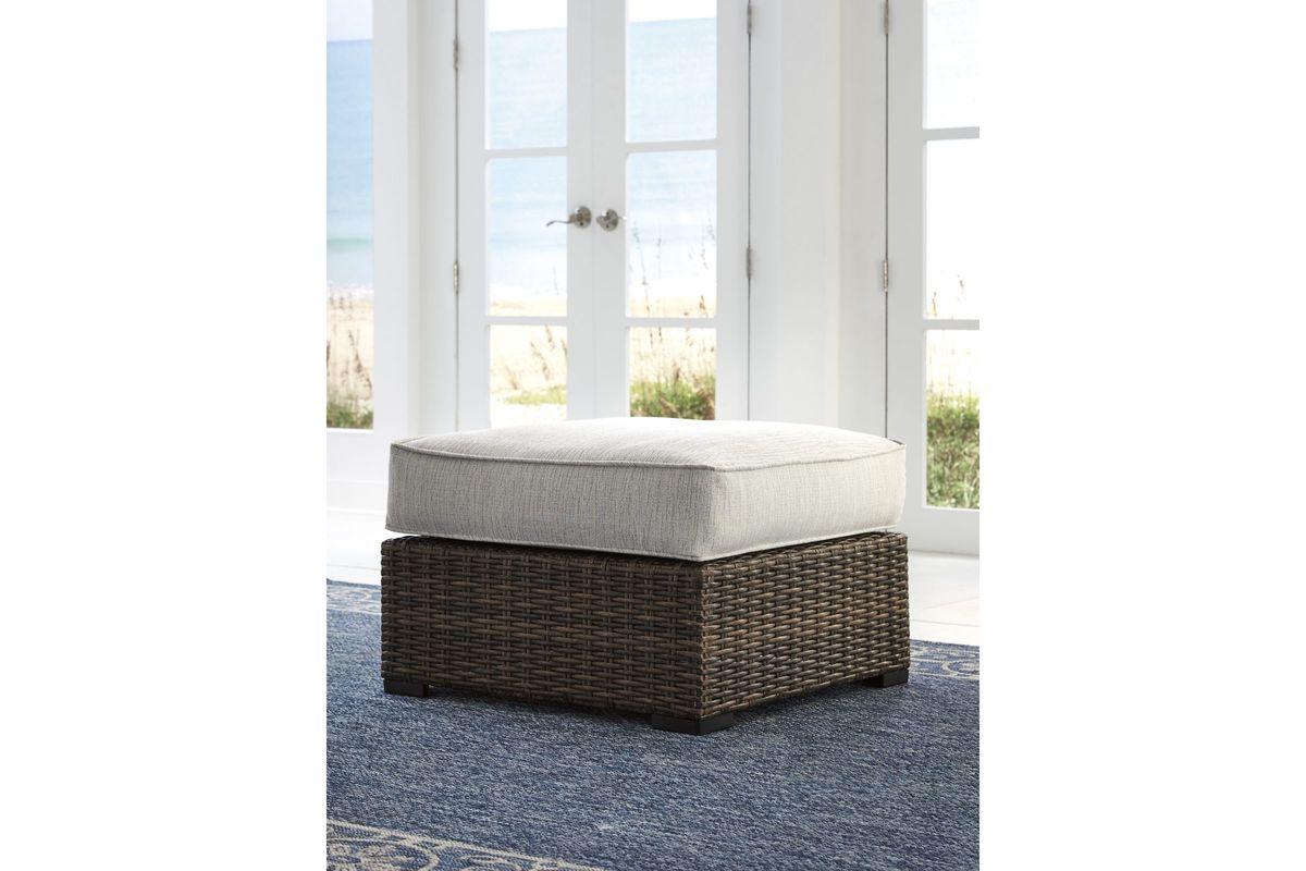Alta Grande Ottoman by Ashley® from Gardner-White Furniture