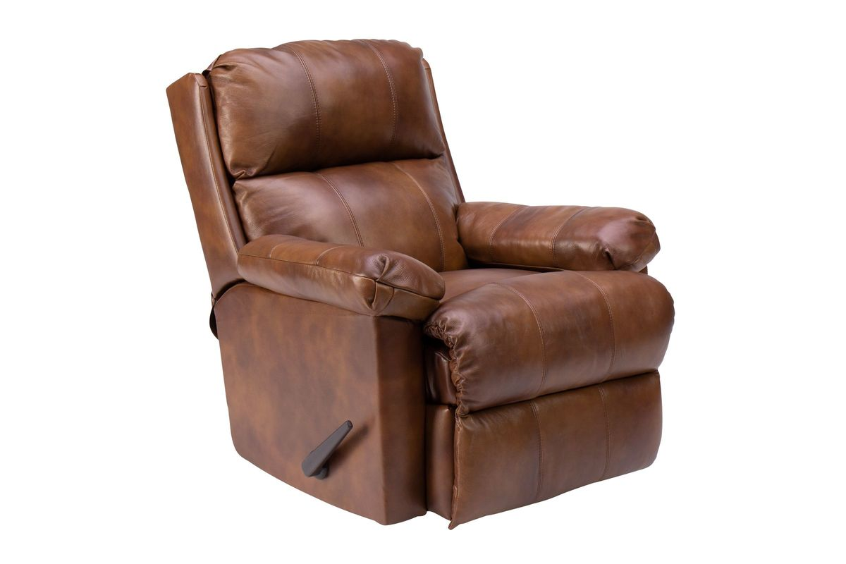 Soft Touch Chaps Rocker Recliner from Gardner-White Furniture