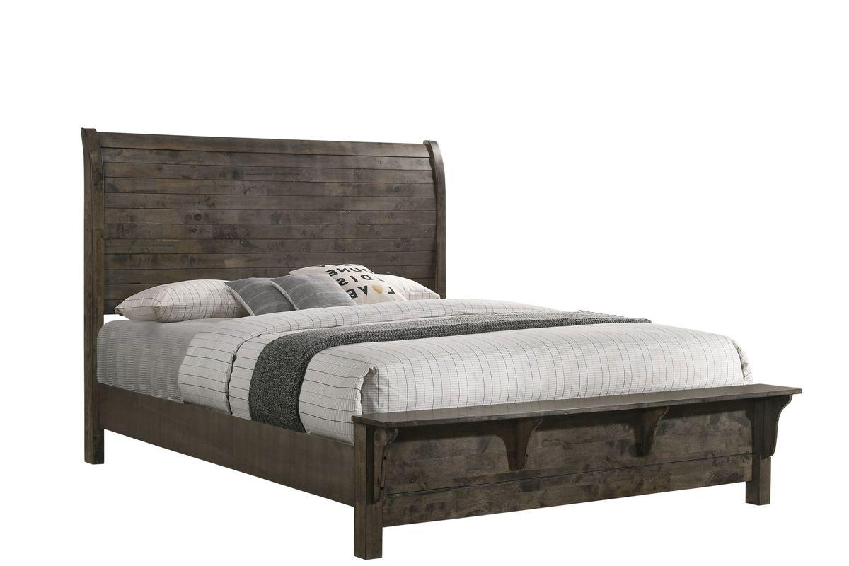 Danalyn Queen Bed from Gardner-White Furniture