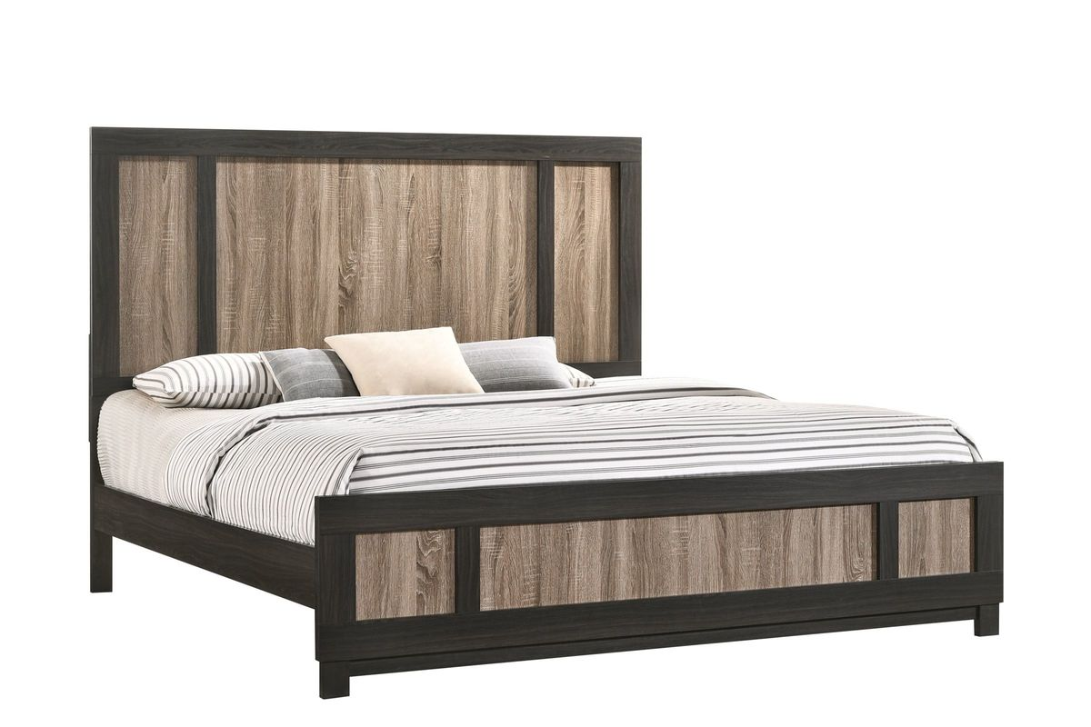 Panama Queen Bed from Gardner-White Furniture