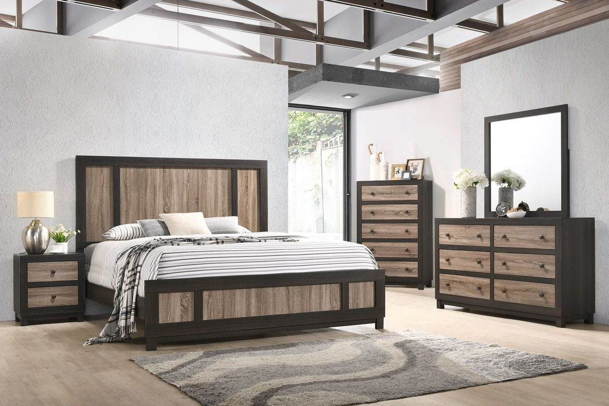 Panama 5-Piece Queen Bedroom Set