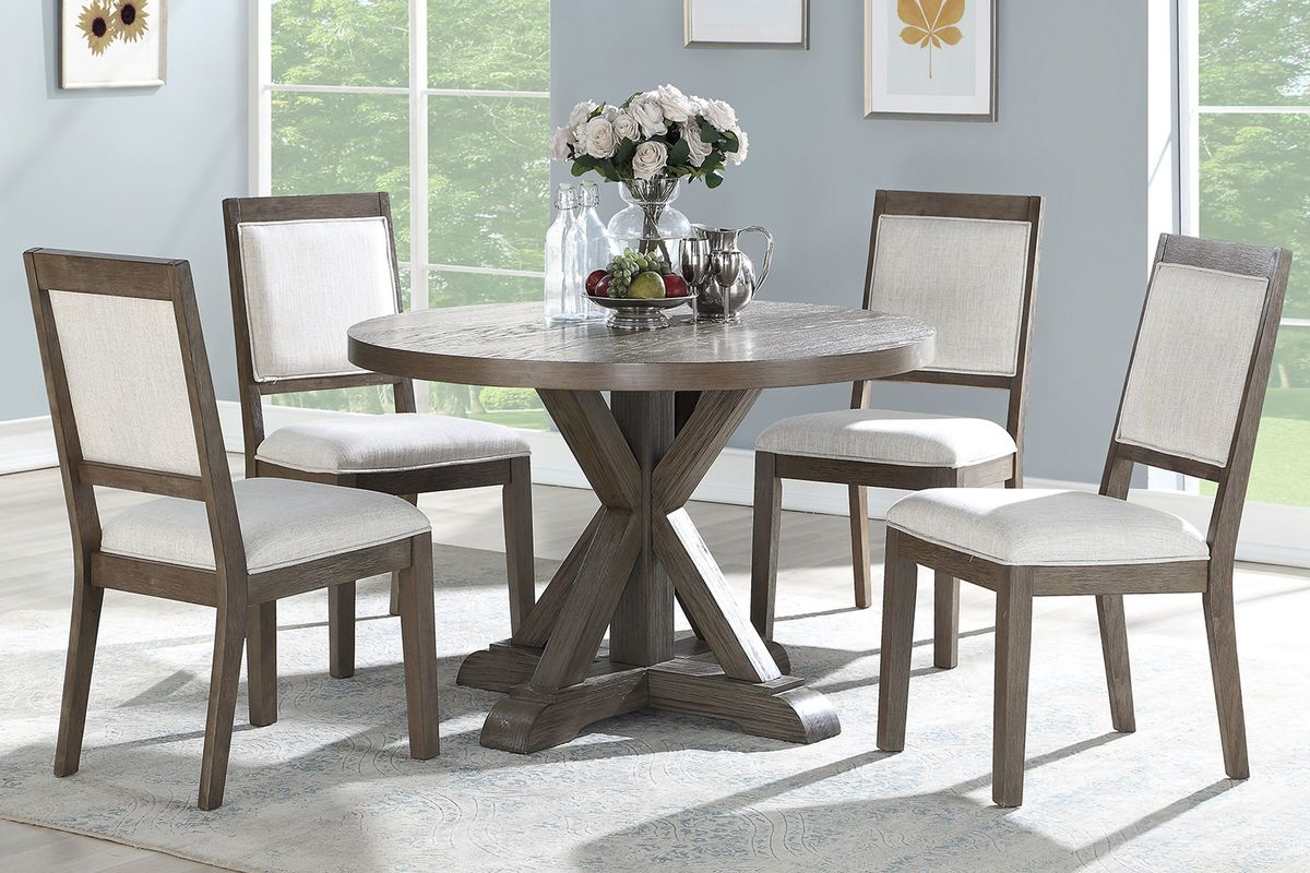 Molly 48 Round Dining Table