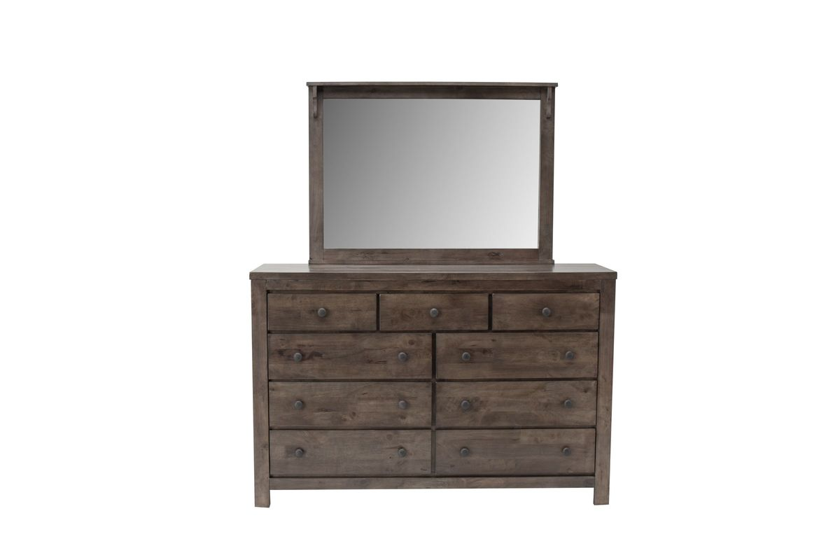 Danalyn Dresser + Mirror from Gardner-White Furniture