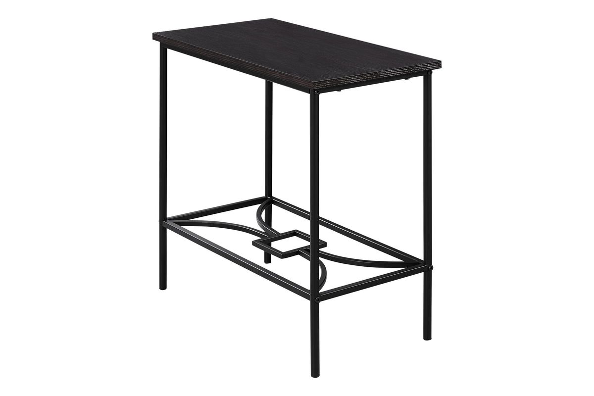 Cuccino Side Accent Table By Monarch At Gardner White