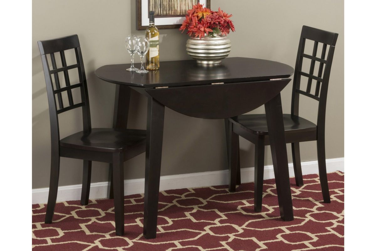 Simplicity Table + 2 Side Chairs from Gardner-White Furniture