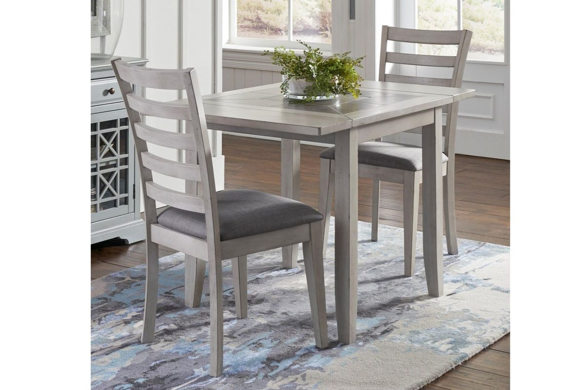 Sarasota Dining Table + 4 Side Chairs from Gardner-White Furniture