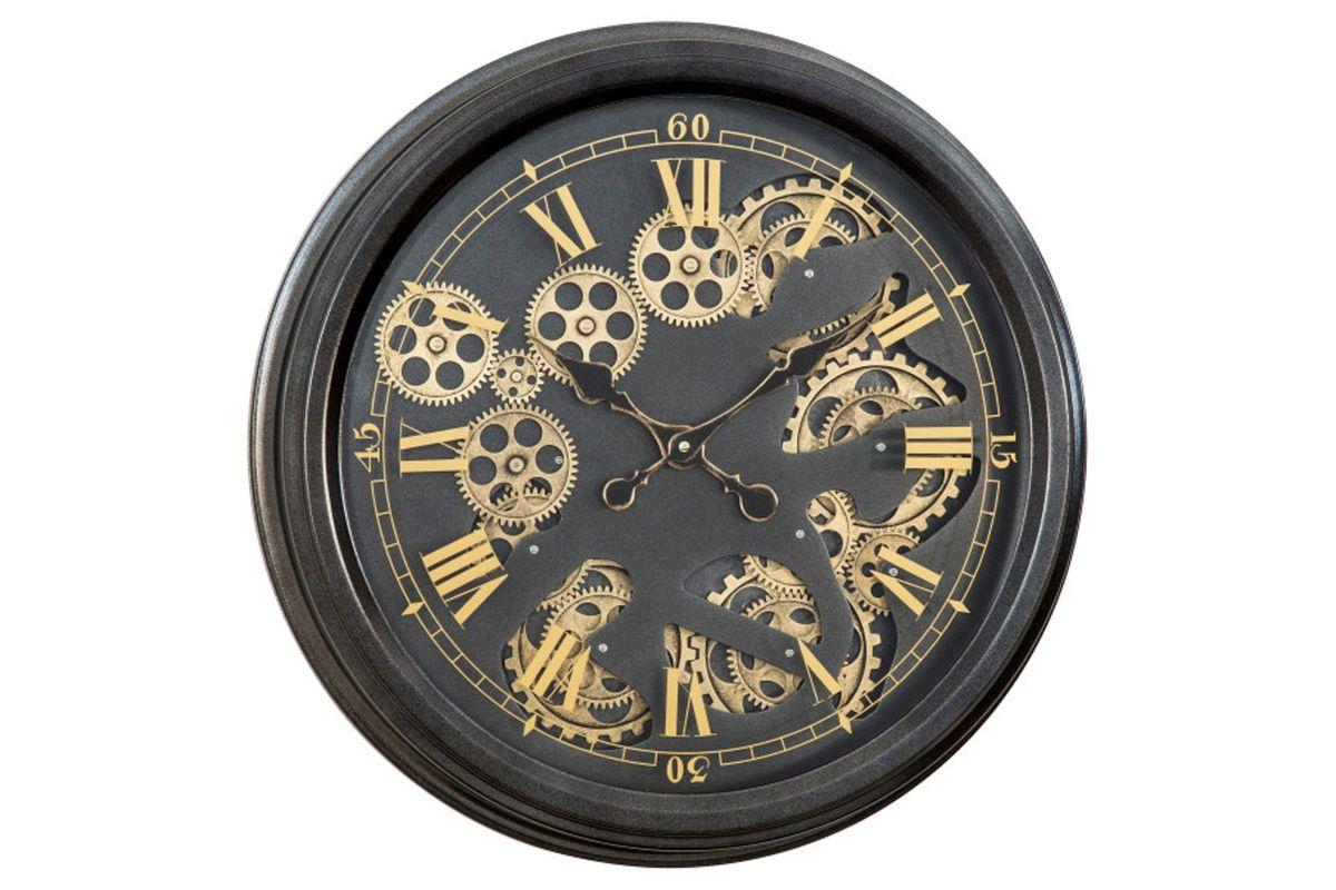 Paris Wall Clock from Gardner-White Furniture