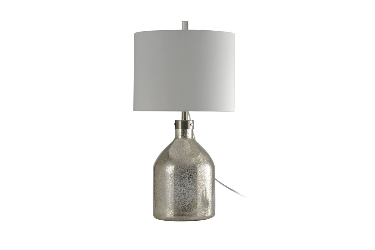 Mercury Glass Lamp from Gardner-White Furniture