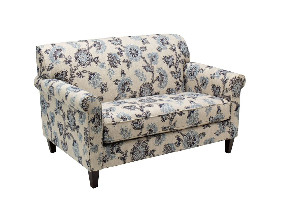 Priscilla Accent Settee from Gardner-White Furniture