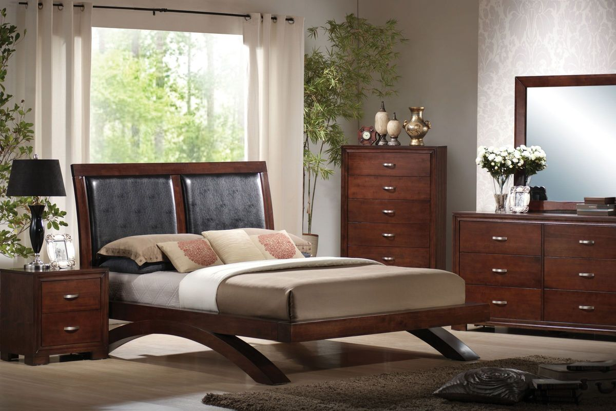 Raven 6-Piece Queen Bedroom Set from Gardner-White Furniture
