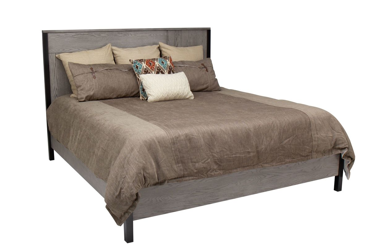 Jackson Queen Bed from Gardner-White Furniture