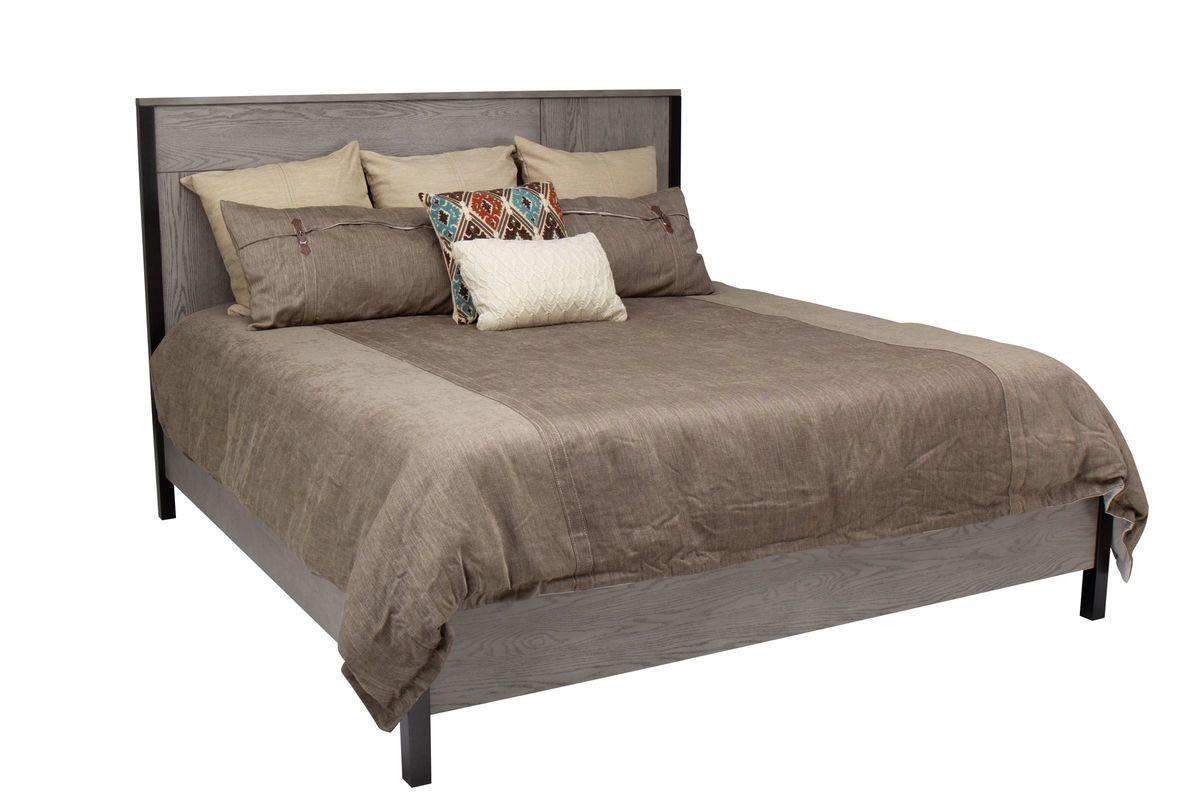 Jackson King Bed from Gardner-White Furniture