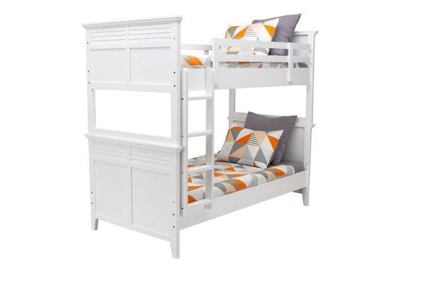 Harbor White Bunk Bed