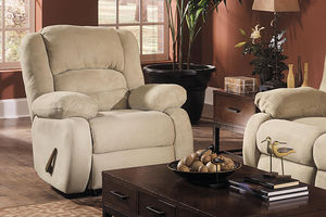 Floor Sample Austin Reclining Chair Hall Road (Macomb Township) Was $789.99  Outlet $717 Part 84