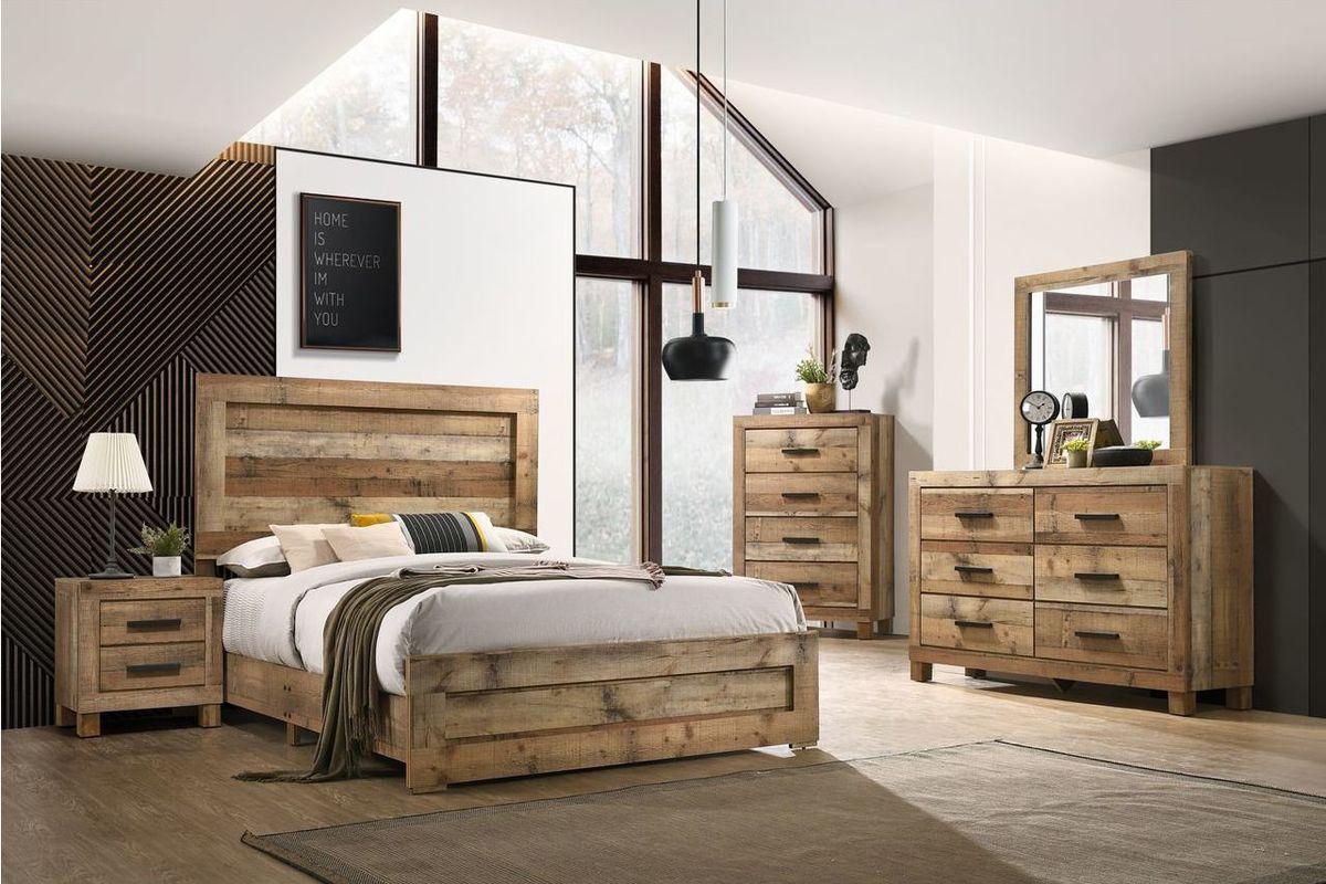 Austin 5-Piece Full Bedroom Set