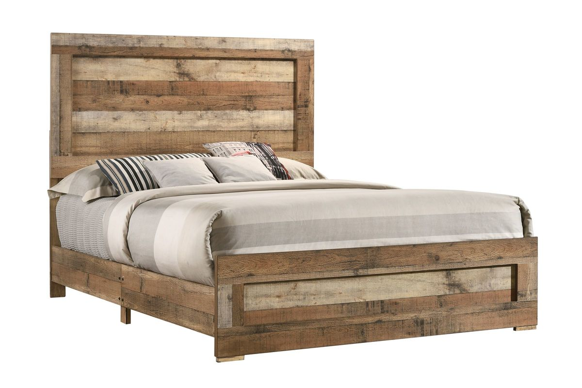 Austin Full Bed from Gardner-White Furniture