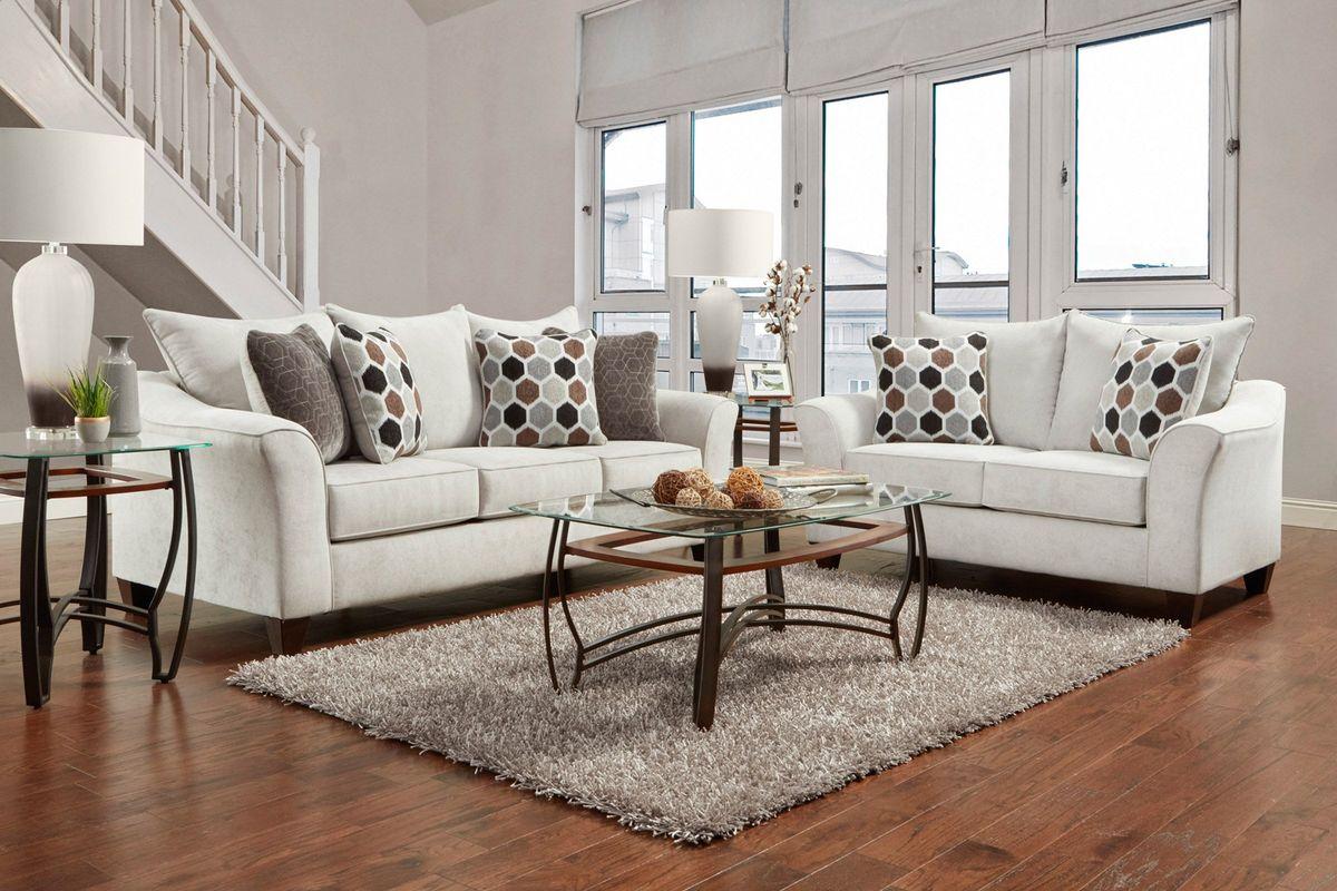Lexi Loveseat from Gardner-White Furniture