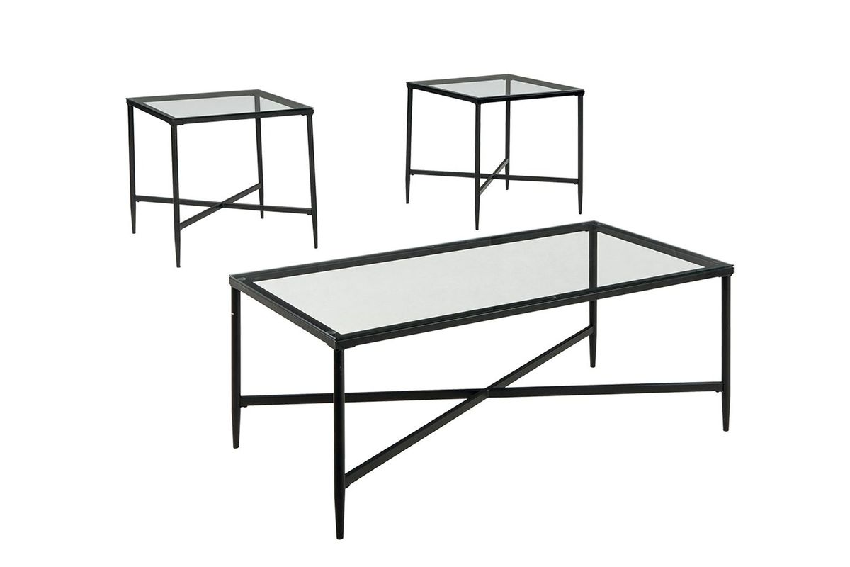 Augeron 3-Pack Tables from Gardner-White Furniture