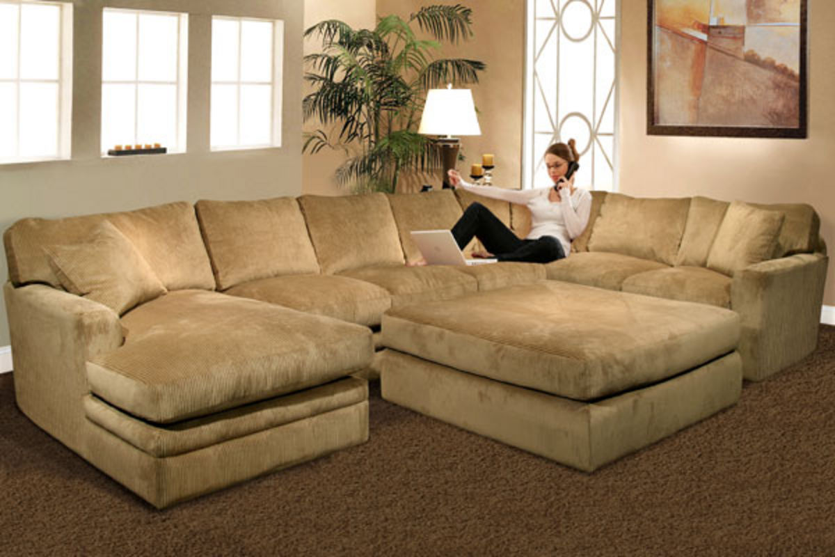 Tropicana 3 Piece Sectional From Gardner White Furniture