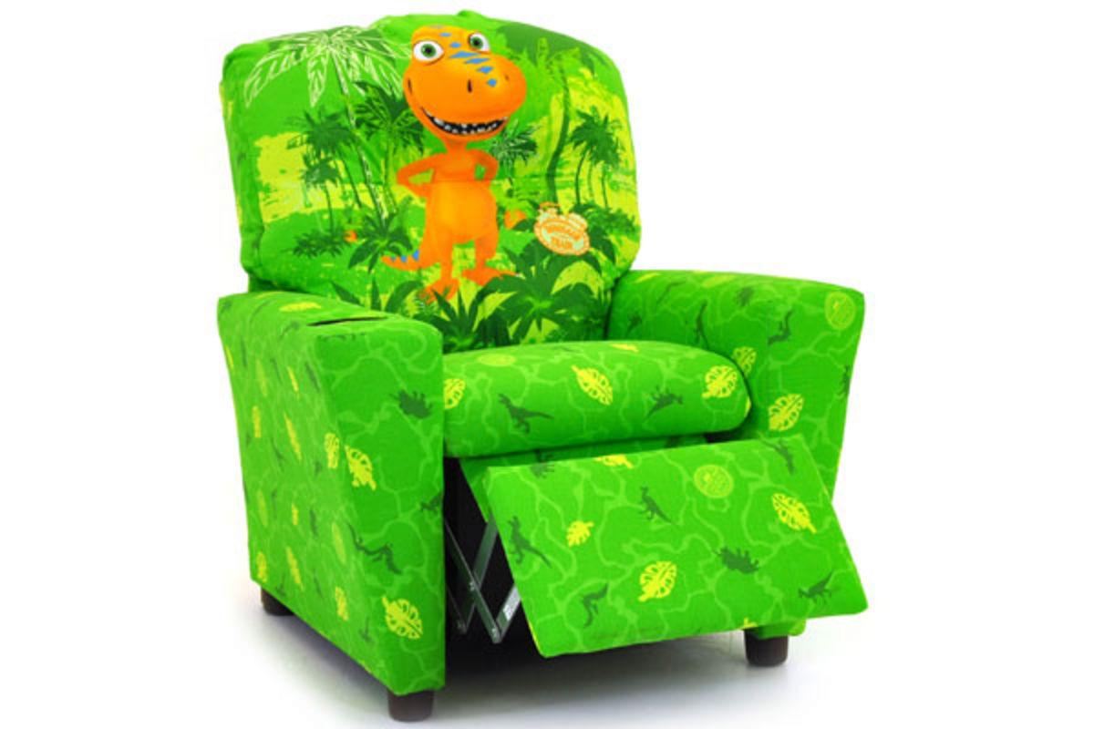 Ordinaire Kids Dinosaur Recliner From Gardner White Furniture
