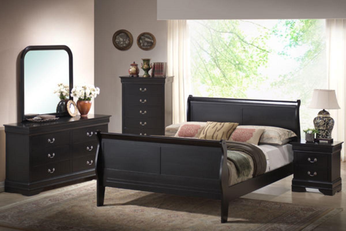 Luigi 5-Piece King Bedroom Set at Gardner-White