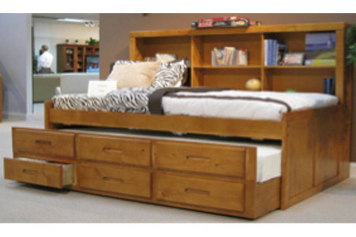 lockers for home ponderosa daybed with pedestal side at gardner white 22768