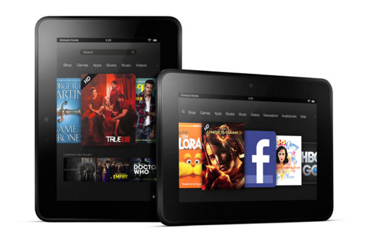 Amazon Kindle Fire HD (16GB)