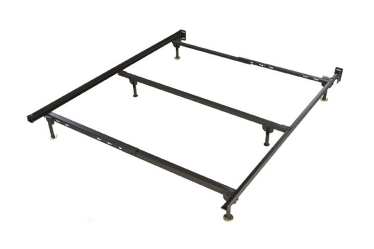 Luxury Metal Bed Frame Queen Gallery