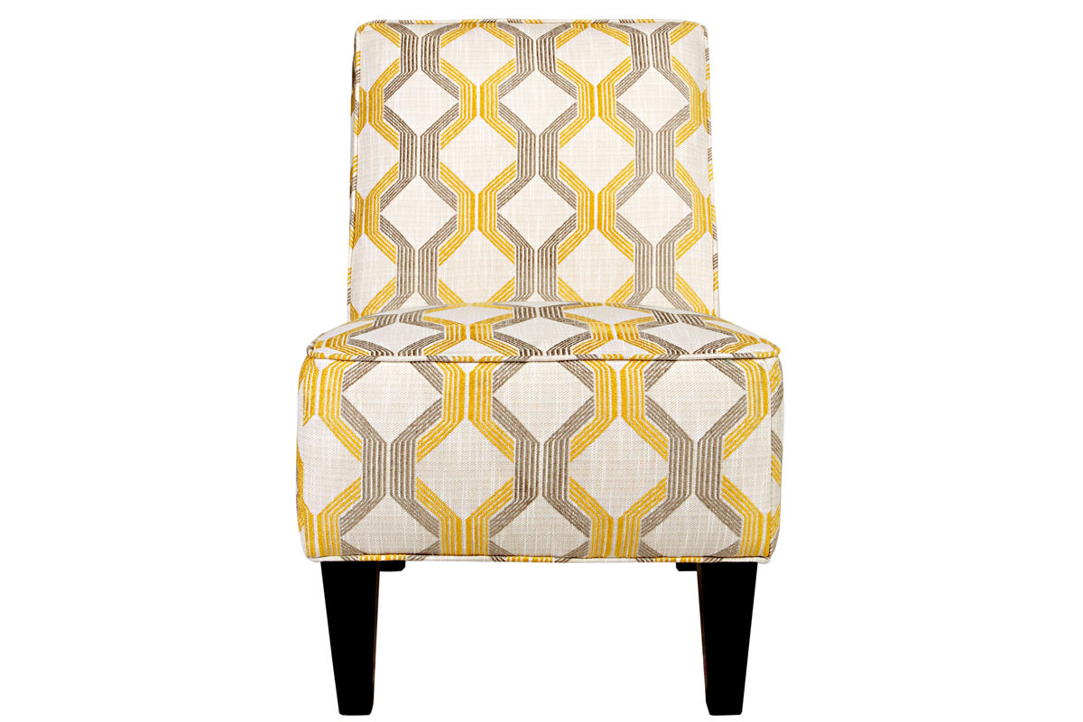 Enjoyable Dover Yellow Tilework Chair Squirreltailoven Fun Painted Chair Ideas Images Squirreltailovenorg