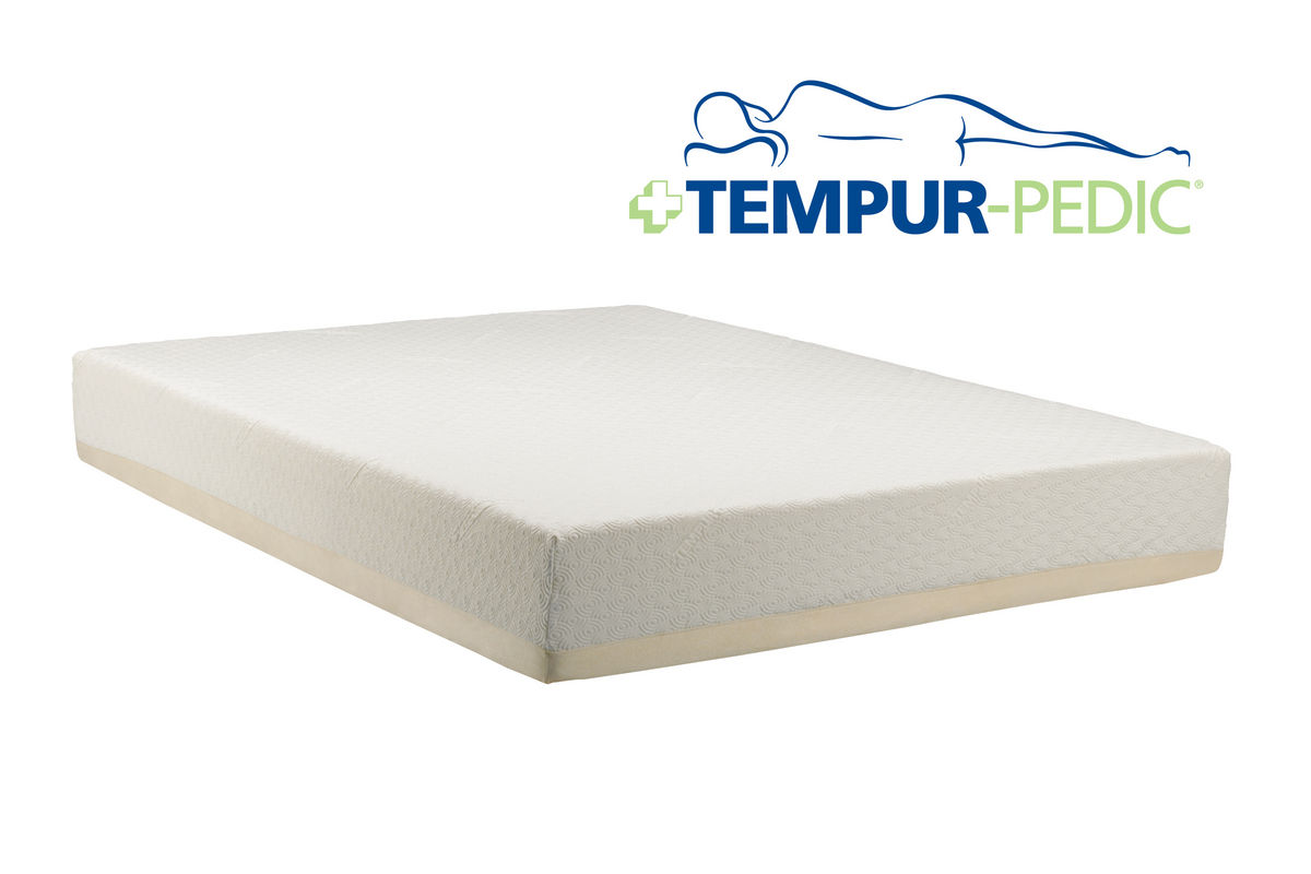 huge selection of 89d3d 0bcfa Floor Sample TEMPUR-Cloud® <i>Select</i> Queen Mattress in ...