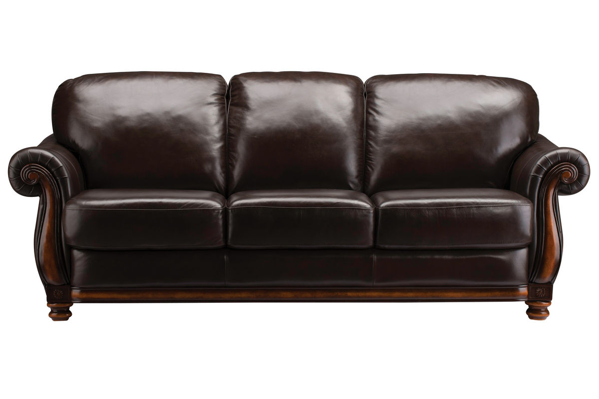Imperial Leather Sofa At Gardner White
