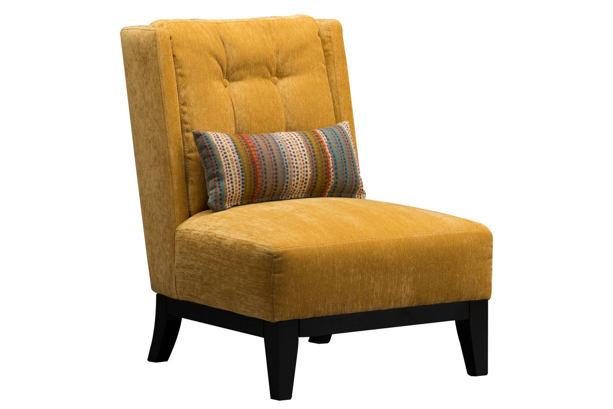 Bennett Armless Accent Chair At Gardner White