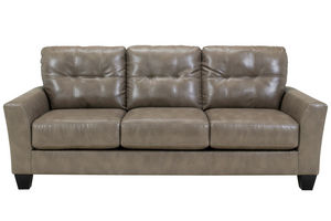 Bastille Power Reclining Sofa With Drop Down Table