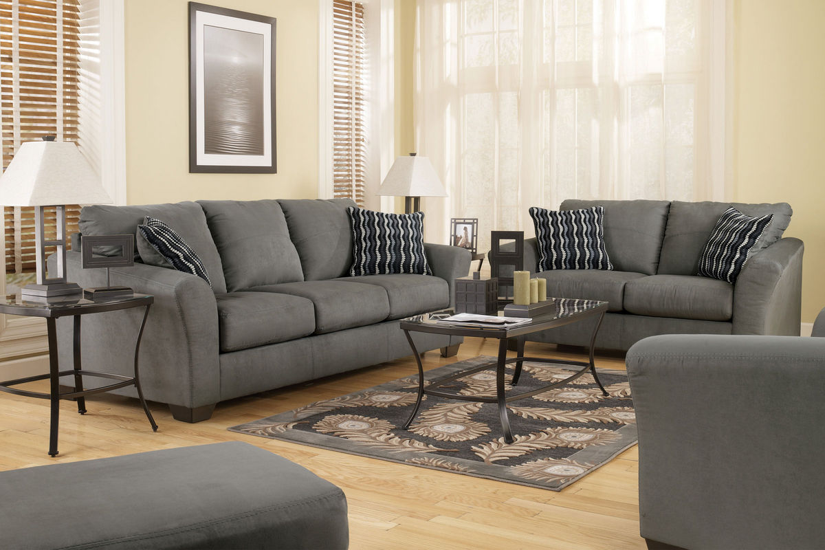 Microfiber Living Room Chairs Osborn Oversized Microfiber Chair