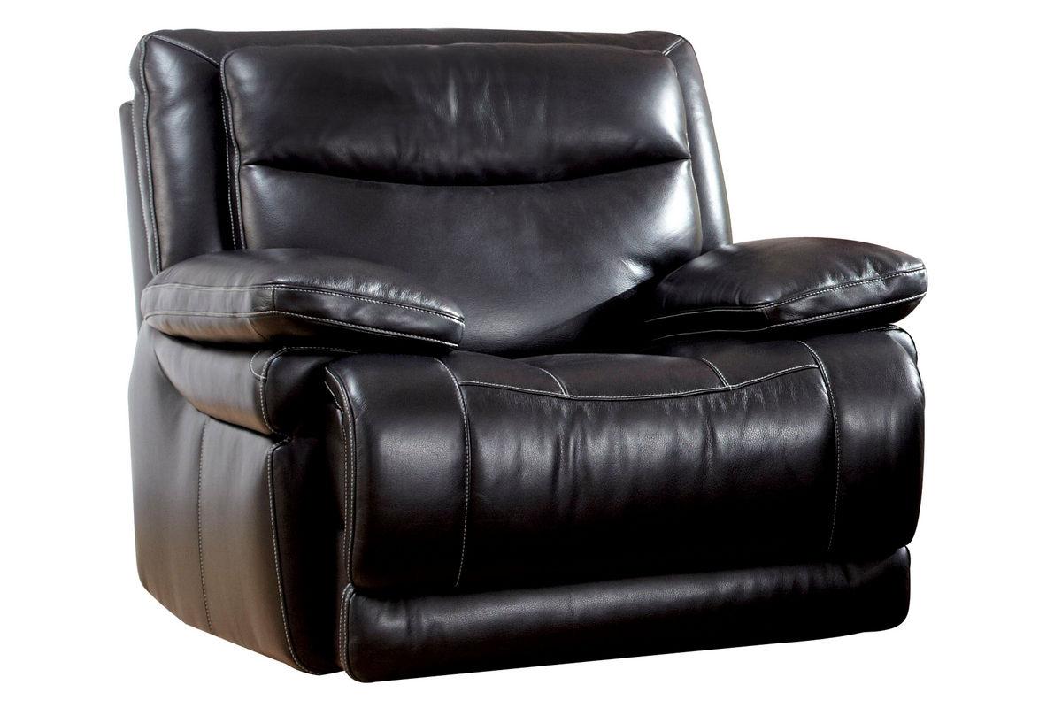 Jasper Leather Power Recliner From Gardner White Furniture
