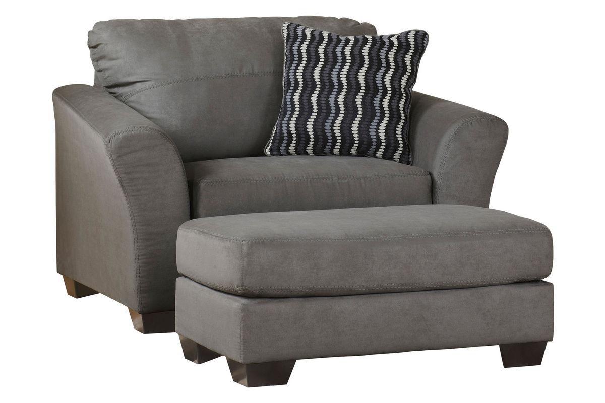 Osborn Oversized Microfiber Chair