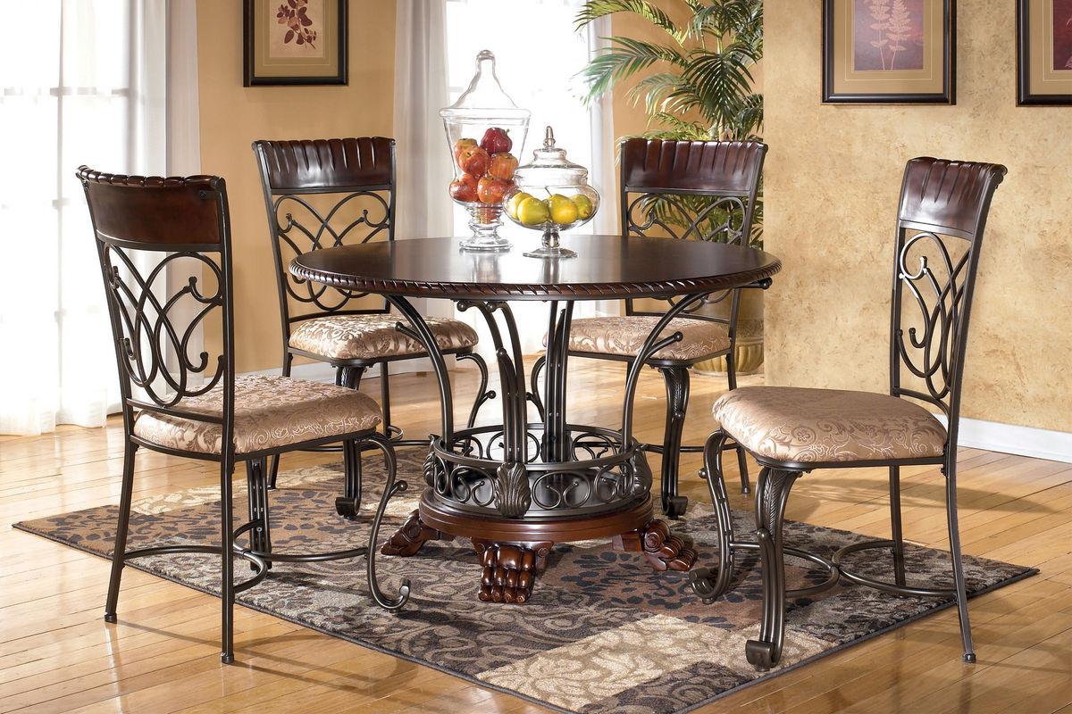 Alyssa Dining Table Chairs - Alyssa dining room set