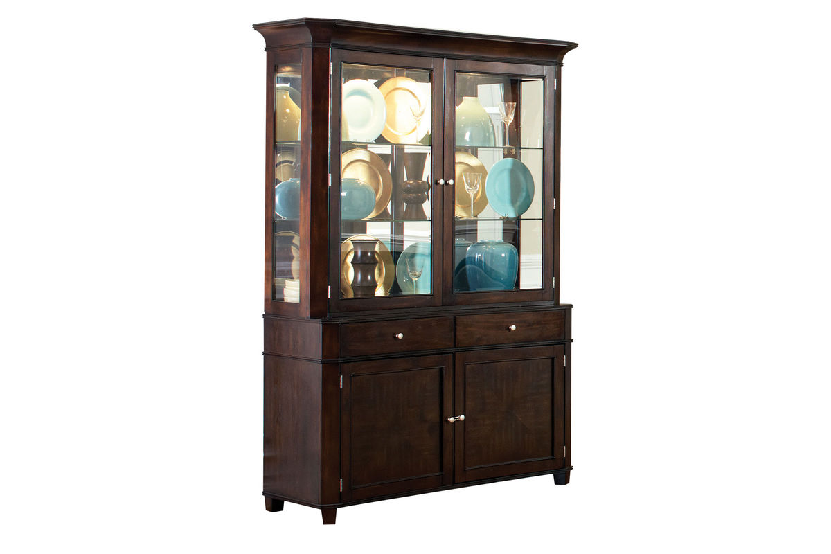 Marseille China Cabinet from Gardner-White Furniture