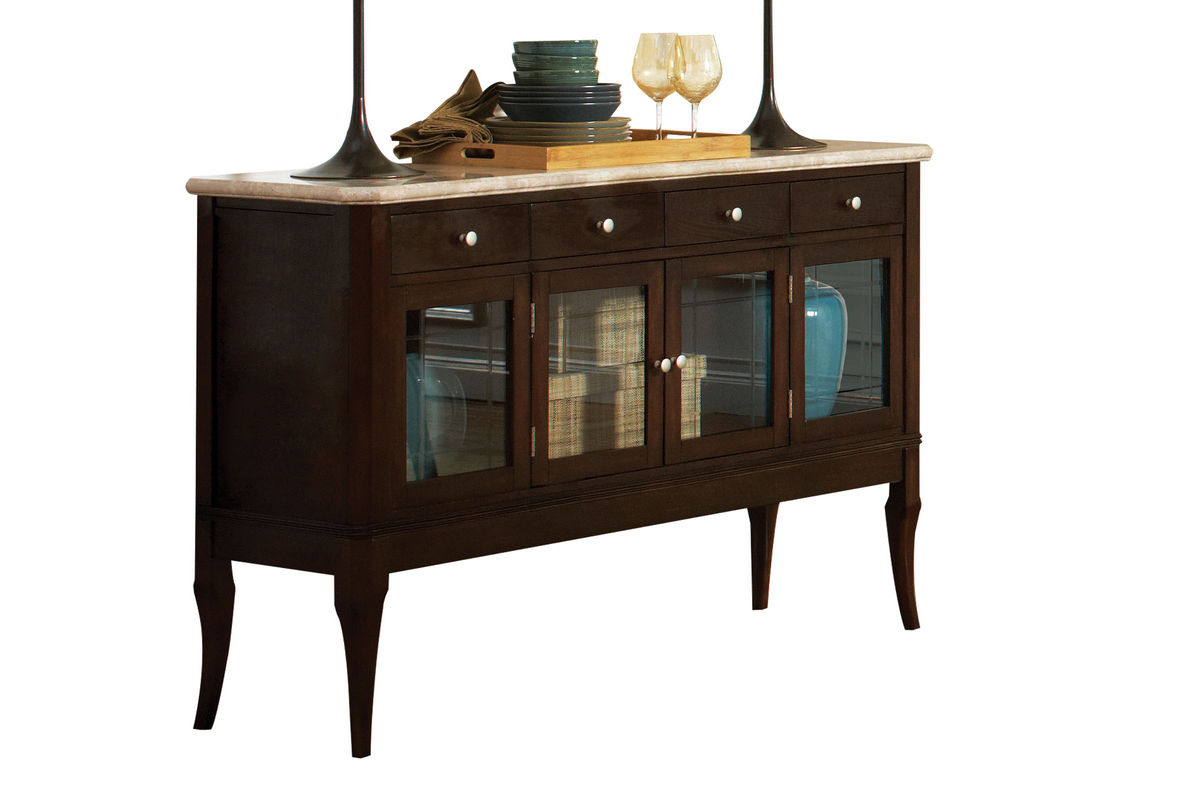 Marseille Server from Gardner-White Furniture