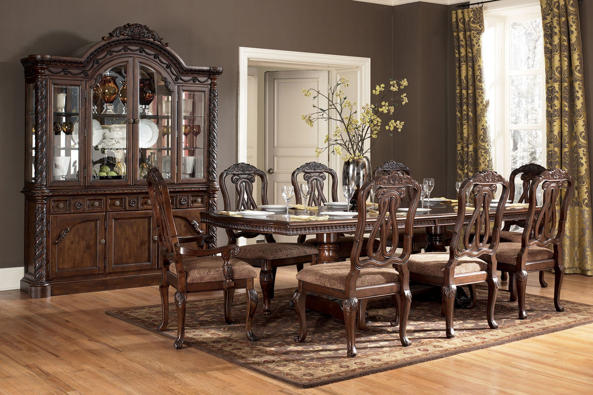 Amazing North Double Pedestal Table 8 Side Chairs 2 Arm Chairs Machost Co Dining Chair Design Ideas Machostcouk